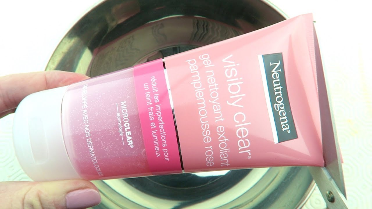 Will it Slime? Neutrogena Cleansing Gel ! Slime DIY