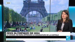 JO 2024 : Paris a-t-elle des chance de l'emporter ?