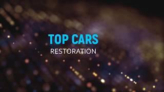 TOP CARS / РЕМОНТ И ПОКРАСКА КРЕСЛА LEXUS