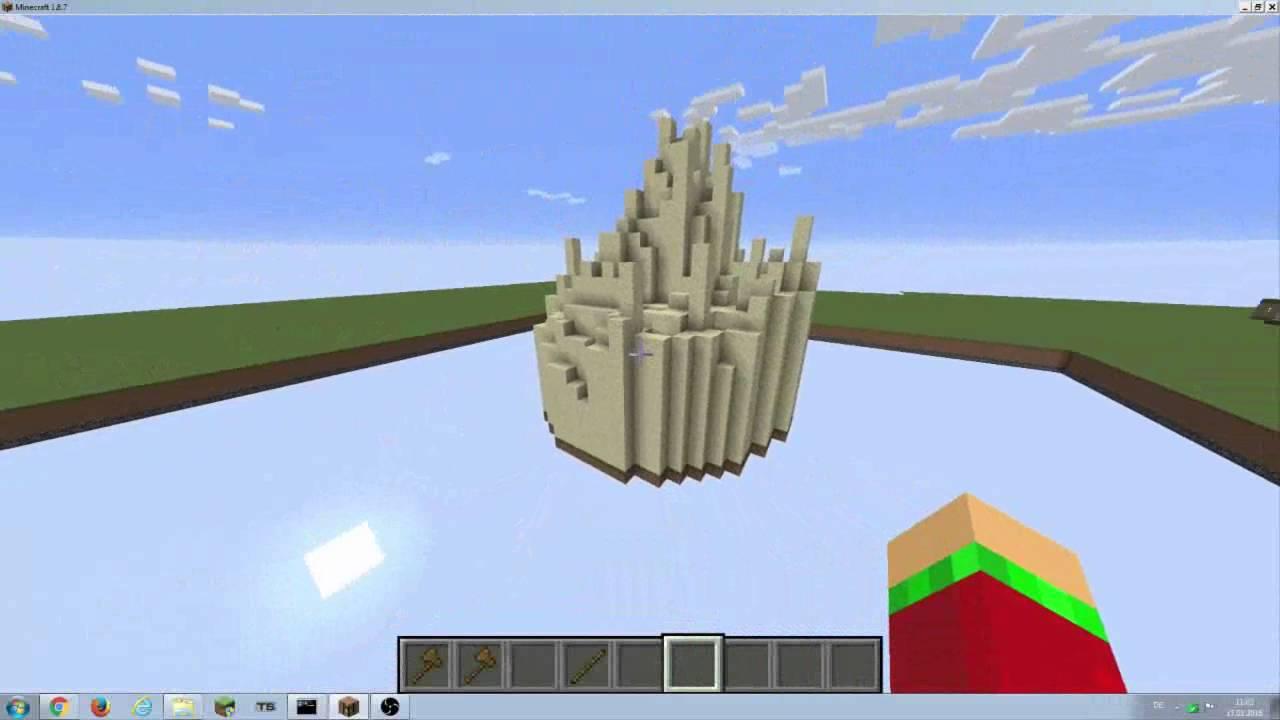 Minecraft Tutorial - BedWars Map bauen - YouTube