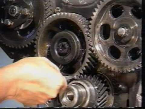 Farmtrac Engine Overhauling English on