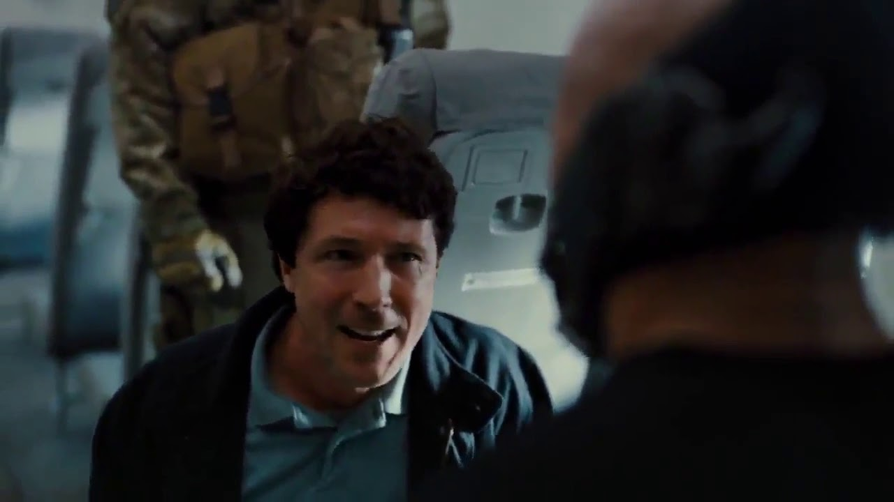 Aidan Gillen The Dark Knight Rises