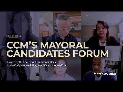 3rd Candidate Forum