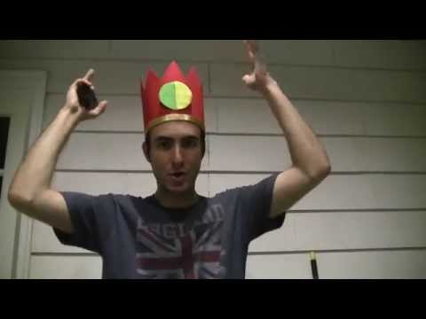 How to make a Doctor Who Christmas Carol Hat!