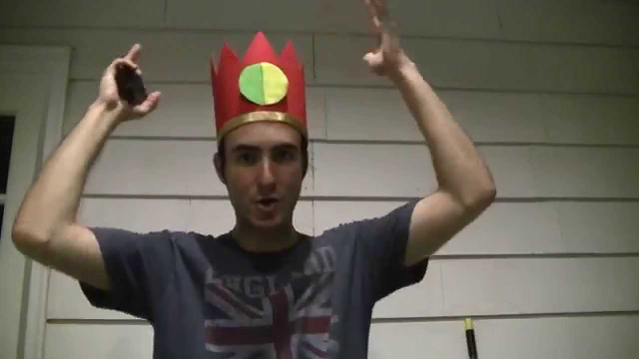 How to make a Doctor Who Christmas Carol Hat! - YouTube