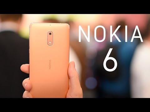 Nokia 6, primeras impresiones en español