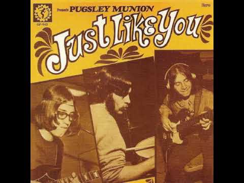 Pugsley Munion - Just Like You 1970  (full album)