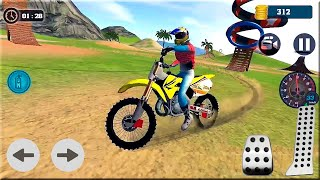 Motocross Beach Bike Stunt Racing - Offroad Bike Racing Game 3D - Bike Games