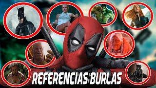 Todas las REFERENCIAS/BURLAS (Escenas!) de Deadpool 2 (Mama COCO, bajos instintos, Batman y MAS!)