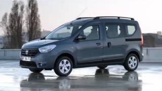 Dacia dokker 2012 - test drive