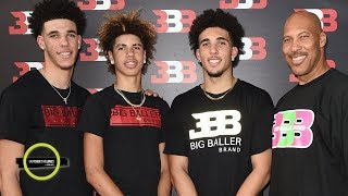 Does Lonzo Ball's lawsuit mean the end of an era for Big Baller Brand?   Outside the Lines