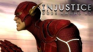 Injustice (Gods Among Us) Multiplayer Gameplay - SABRINA VERSUS CHRIS!