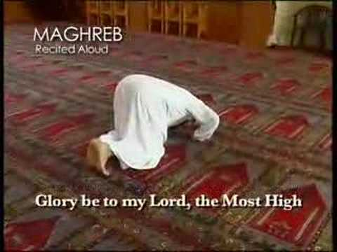Step-by-Step Guide to Prayer 6/7 (Maghreb)