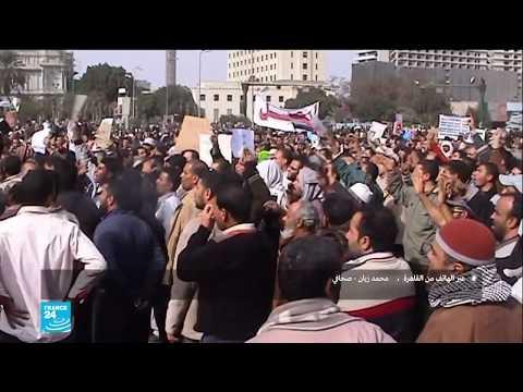 الصحافي محمد زيان: مبارك اعترف قبل تنحيه بأن -له إنجازات وعليه سلبيات-