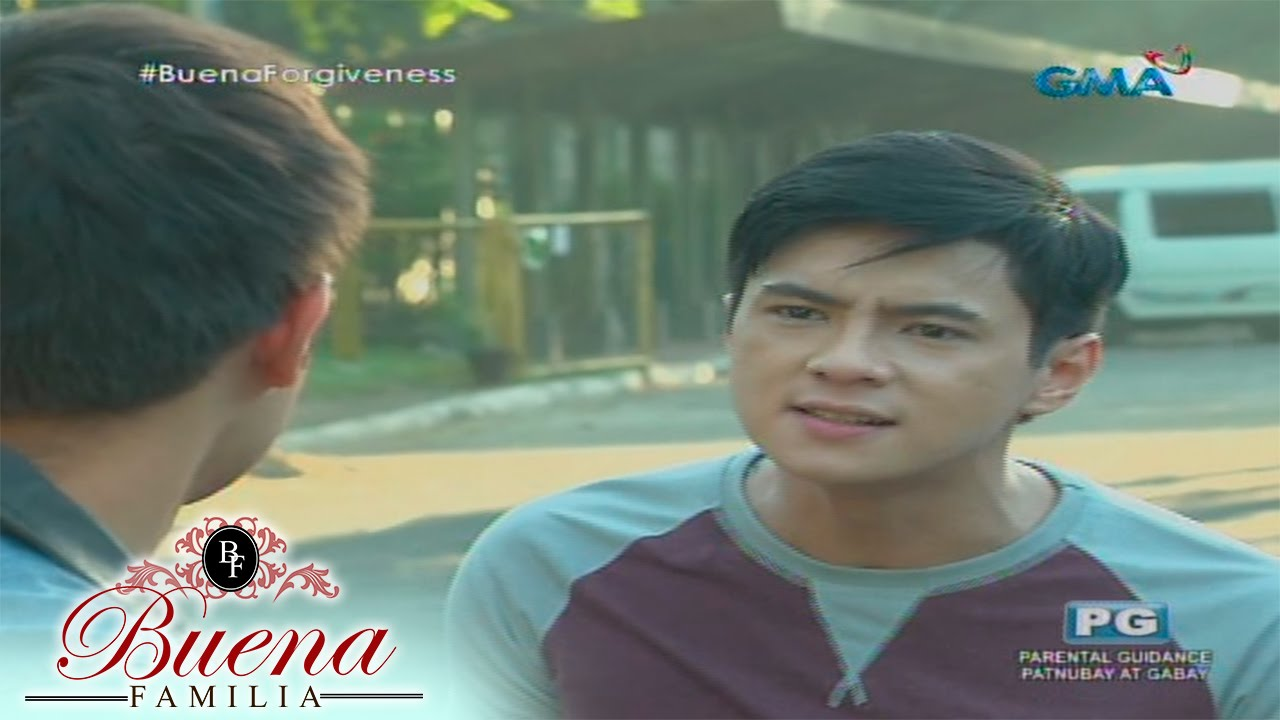 Buena Familia: Pacoy and Harry's confrontation scene
