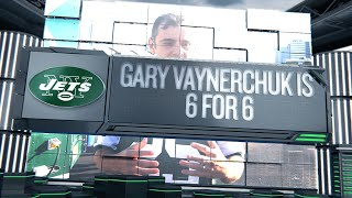 6 for 6: Gary Vaynerchuk Predictions for the New York Jets