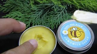DIY Organic Baby Balm CONSISTENCY and CRYSTALLIZATION