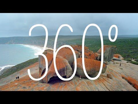 360: Kangaroo Island, South Australia, Australia