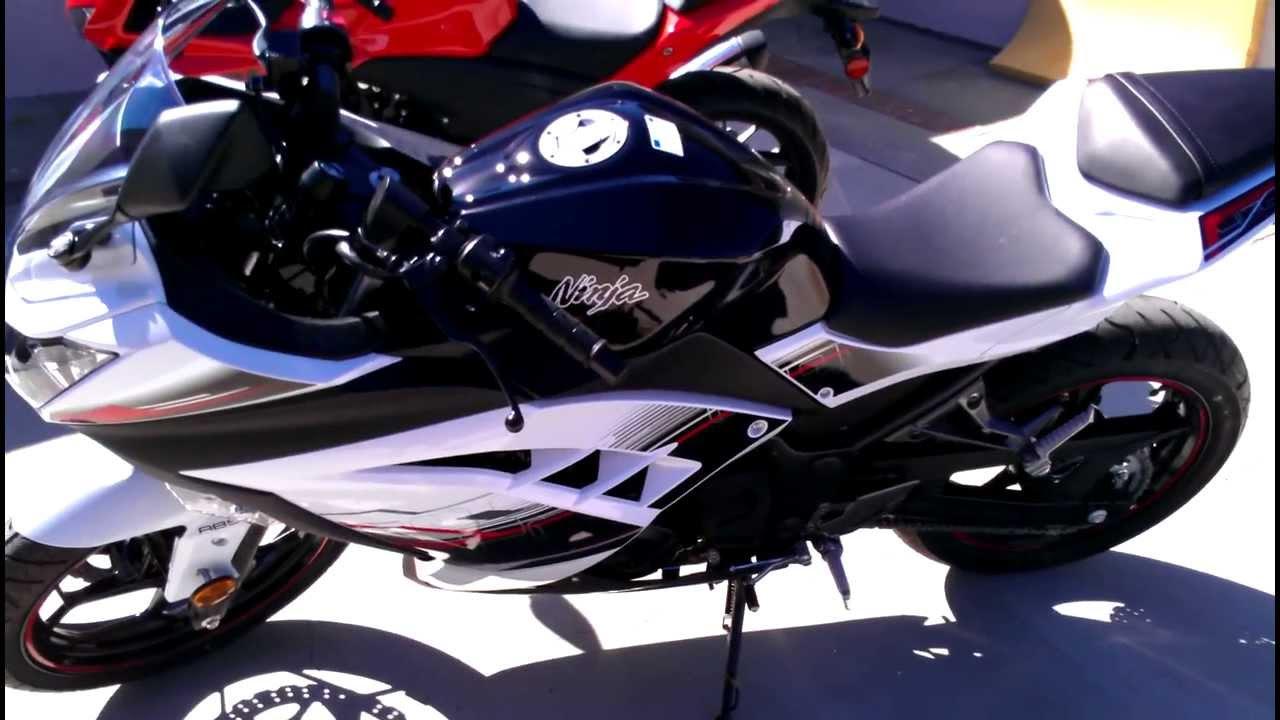 2014 Kawasaki Ninja 300 Special Edition Abs Youtube