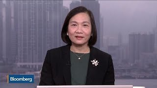 HSBC's Wong Says Expect China's Economy to Keep Growing 6%