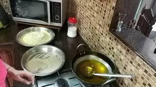 Holi preparation vlog - holi snacks & food recipes / Holi food recipe