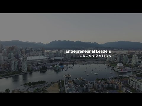 Introduction to the Entrepreneurial Leaders Organization