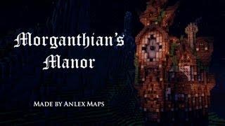 Morganthian's Manor - An Eerie Minecraft Cinematic + Download [HD]
