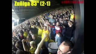 Watford FC Fan Cam - Man United (H) 2016 - The1881