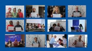 Vue d'ensemble de la conférence Échnage Villes sûres et inclusives 2017