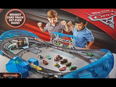 Disney Cars 3 Megacircuito Florida Circuito De