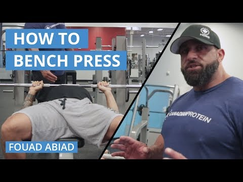 how-to-bench-press:-proper-bench-press-form-with-fouad-abiad