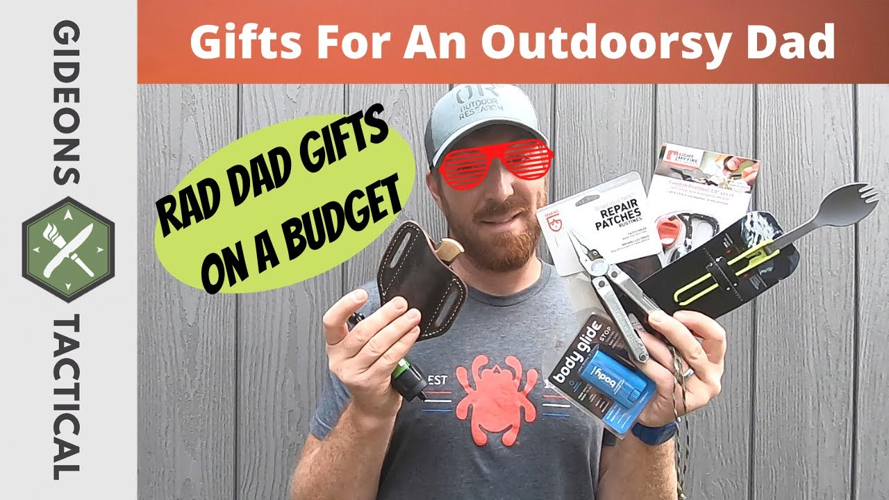 20 Father's Day Gifts for Outdoorsy Dads