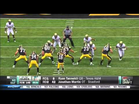 All 6 Iowa Hawkeye picks in 2012 NFL draft