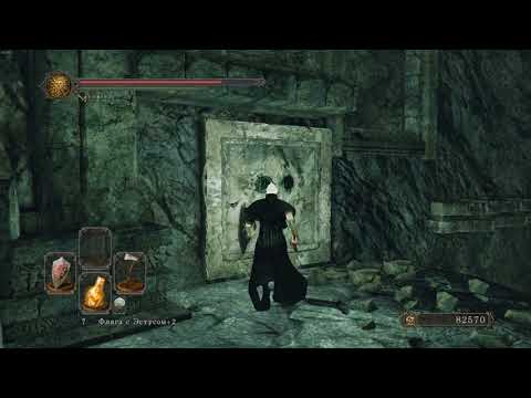 Dark Souls 2 Двери Фарроса и Могила Святых