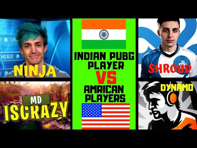 top 5 indian pubg players
