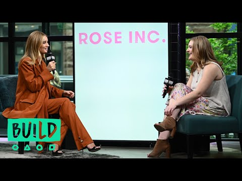 Rosie Huntington-Whiteley Talks Rose Inc.