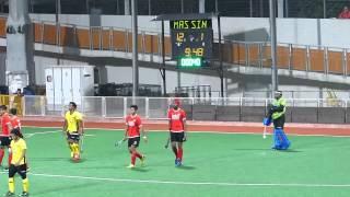 Malaysia beat Singapore 16-1 at the world hockey league
