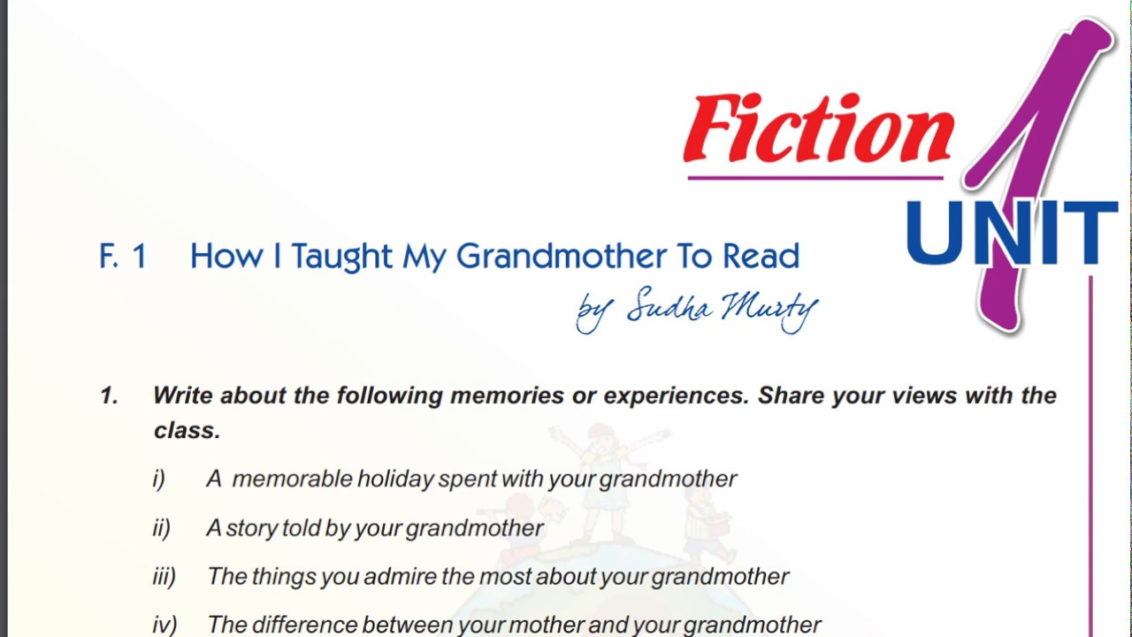 my grandmother poem analysis