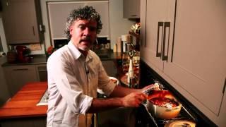 Nz Lamb, Olive And Orange Stew Part 2