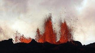 Island: Vulkan Bárðarbunga nach Ausbruch vom August weiter aktiv