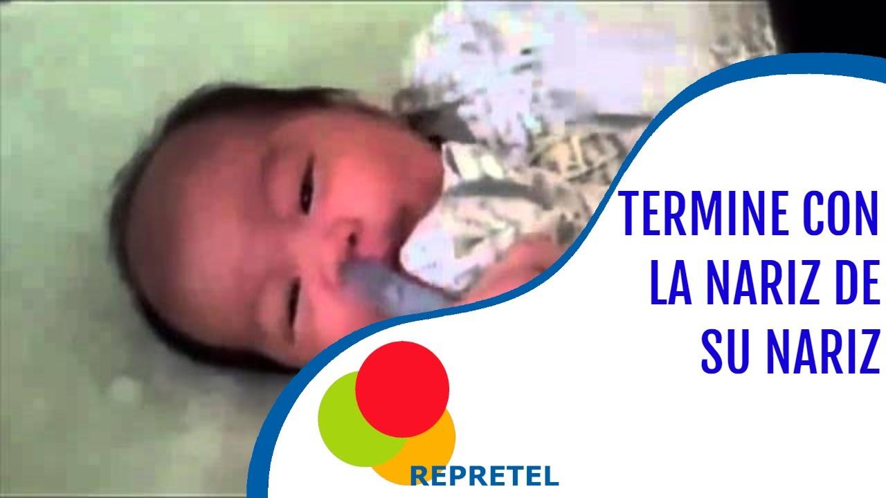 congestion nasal en bebes de 2 meses