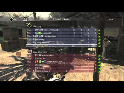 "MW3 ""Hardcore"" Search & Destroy: Team Kill Raging/Griefing/Trolling"