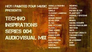 One Man Techno Army - Techno inspirations 004 - Underground techno music
