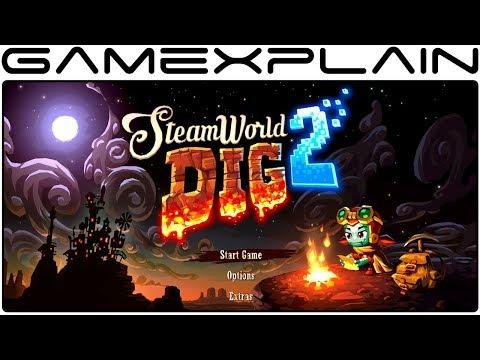 SteamWorld Dig 2 - Game & Watch (Nintendo Switch)