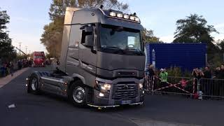 Camions Decores Le Mans 2017 - 24 heures camion - IVECO, DAF, VOLVO, MAN, SCANIA, RENAULT, MERCEDES