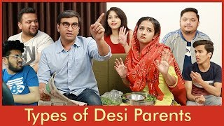 Types of Desi Parents - | Lalit Shokeen Films |