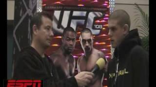 UFC 108: JOE LAUZON w/Cofield from ESPNRadio1100