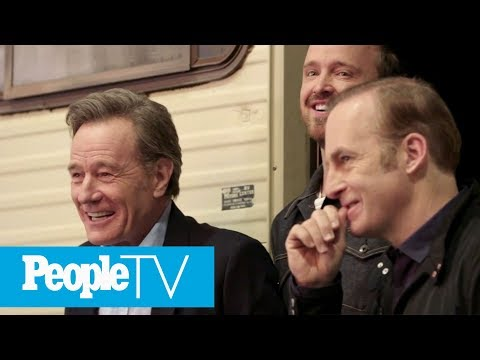 Breaking Bad Reunion: Cast Looks Back At Iconic Shows Legacy | PeopleTV | Entertainment Weekly