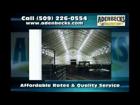 Electrician in Newman Lake WA - AdenBecks Electrical Contractors.mp4
