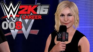 WWE 2K16 CAREER #008: Fehde gegen Breeze? Never Ending Story! «» Let